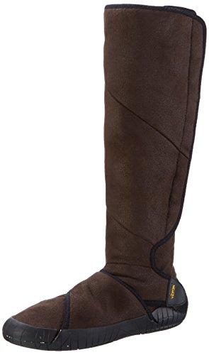 Vibram FiveFingers Unisex-Erwachsene Furoshiki HBoot Stiefel, Braun (Dark Brown), 42/43 EU