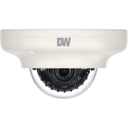 Digital Watchdog   DWC-V7253WTIR   2.1MP Outdoor Night Vision Universal HD Analog Dome Camera with 3.6mm Lens, RJ45 Connection.