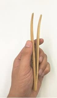 Reptile Wood Tweezers Feeding Tool for Snakes Lizards