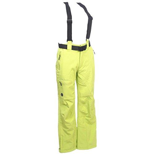 SD Best selection - Softshell Lemon skipant - Pantalon de Ski Surf - Vert Anis - Taille XS