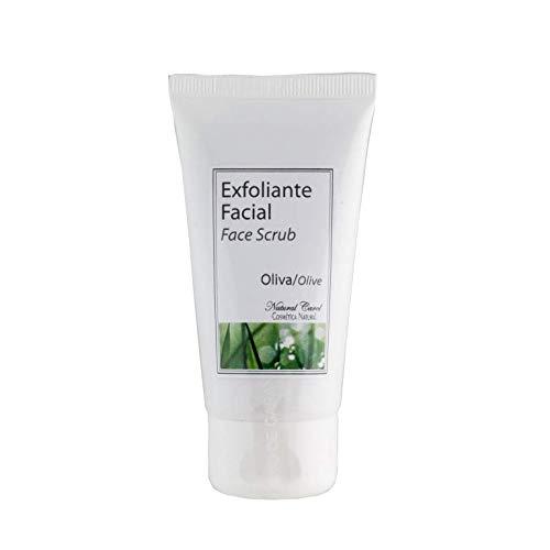 Exfoliante Facial Oliva - 50ml - Natural Carol