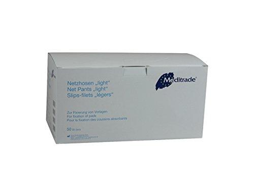 Meditrade Netzhose Light Large, 1er Pack (1 x 50 Stück)