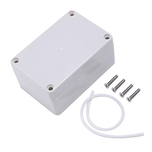 TOOGOO Boitier electronique en plastique en plastique ABS IP65 Boite de connexion electronique impermeable Boitier de logement Prise de courant IP65 IP65 100 x 68 x 50