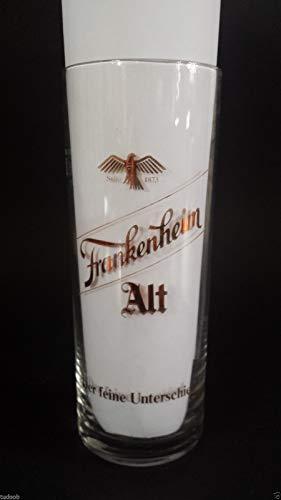 6 x Frankenheim Glas / Gläser 0,25l Bierglas Gastro Bar Deko + Flaschenausgiesser