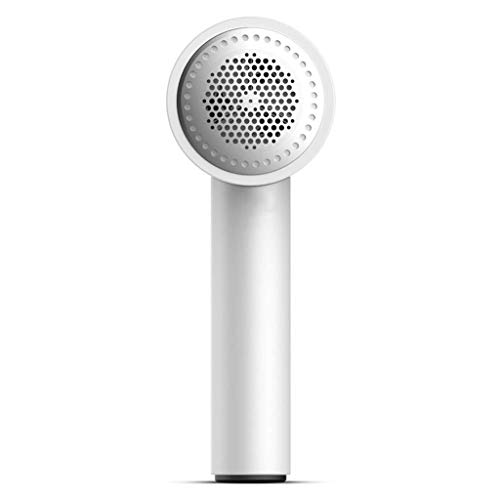 JYDQT Weiße Kleidung Rasierer, elektrische Pullover Rasierer Defuzzer Lint Roller USB-Kabel Reinigungsbürste for Kleidung
