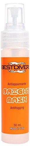 Best Divers AI1050/1 Antiappannante, per Maschere Sub, 30 ml