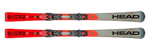 HEAD Supershape Rally Ski System with PRD 12 GW Bindings Mens