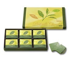 Royce Prafeuille Chocolat - Maccha Green Tea Flavor - The Most Famous Chocolate from Hokkaido Japan Best for Valentine Gift Eligible for a 3-4 Business Day Shipping If Ordered Within the U.S.