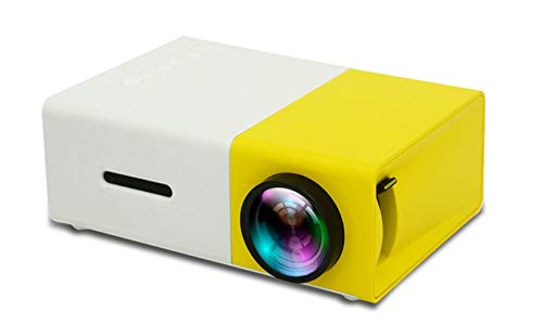 PROYECTOR MINI, PICO PICO COLOR ABRERO LED LCD Proyector de video, proyector...