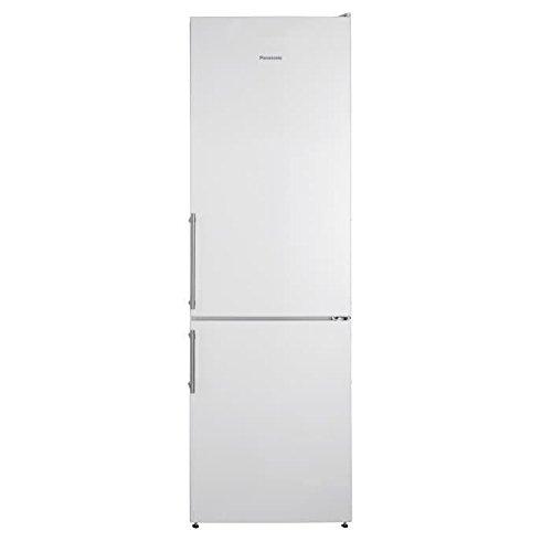 Panasonic Deutschland NR-BD31EW1-E Kühl-Gefrier-Kombination/A+++ / 185 cm Höhe / 154 kWh/Jahr / 227 L Kühlteil / 95 L Gefrierteil/Less Frost Technologie/weiß