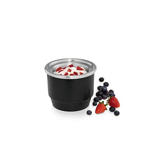 WMF Küchenminis Gefrierbehälter mit Deckel für Eismaschine 3-in-1 für Frozen Yoghurt, Sorbet und Eiscreme, 300 ml