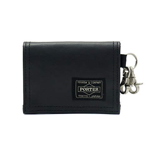 Yoshida Bag Porter Freestyle Coin Case Black 707-08230