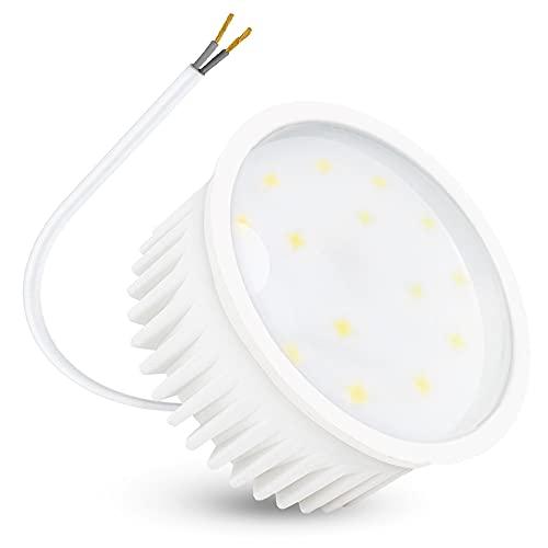 SSC-LUXon flaches LED Modul FM-1 mit 5W, warmweiß, 110° Abstrahlwinkel, 230V