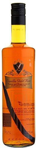 VANILLA GOLD Rum Liqueur