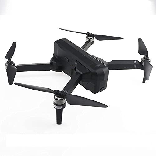 GZTYLQQ Drone con cámara Modelo de posicionamiento UAV Plegable Avión HD Fotografía aérea Control Remoto Avión de Seguimiento y Envolvente Motor de CC sin escobillas Que Ahorra energía