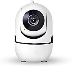 Home Security Camera,MERLINAE 1080P FHD WiFi Camera,Motion Tracking Sound Detection,IR Night Vision,Home Camera for Baby Pet Safety (White)