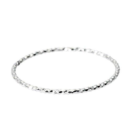[シアーズ]Searsピンキーリング指輪K14ホワイトゴールド5号vr216-w-05