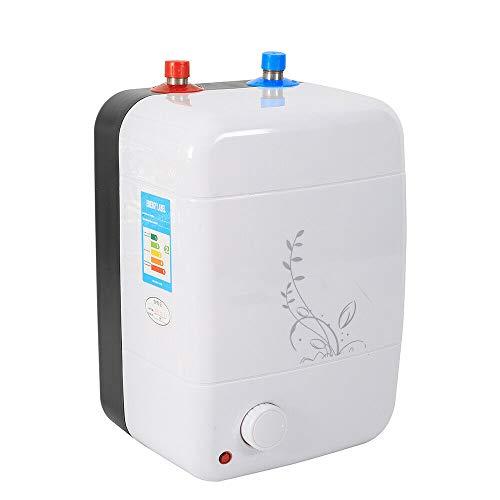 8L Calentador de Agua Instantáneo Depósito de Agua Caliente Eléctrico Unidad debajo...