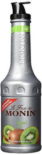Monin Le Sirop de Monin Fruchtpüree Kiwi Flasche, 1er Pack (1 x 1 l)