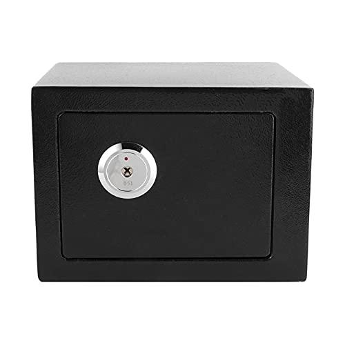 Cajas fuertes y cajas de seguridad, Caja de seguridad para el hogar resistente a la corrosión, para la oficina para todas las familias para el hogar para almacenar artículos valiosos
