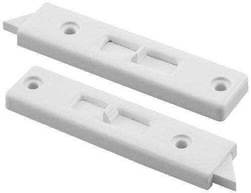 Prime-Line Products F 2671 Window Tilt Lock, 1 Pair, White Vinyl
