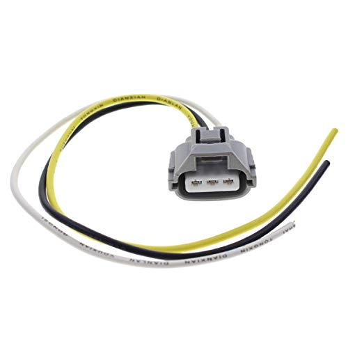 MOTOALL Front Turn Signal Wiring Harness Connector Plug for 1997-2004 Toyota