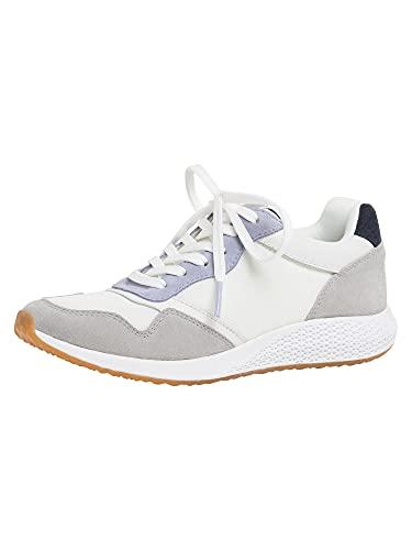 Tamaris Fashletics Damen Sneaker 1-1-23765-26 285 grau Größe: 36 EU