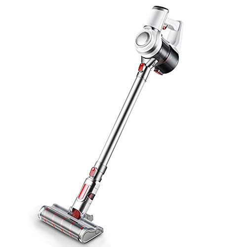 Read About YHML Cordless Vacuum Cleaner Vacuum Light 11Kpa Strong Vacuum 0.6L Rechargeable 2-in-1 Ha...