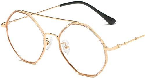 Superlight Zonnebril, gepolariseerd, glas, vlak frame van polygon, super licht, voor mannen en vrouwen met oogschaduw, niet-verblindend tegen vermoeidheid, hoofdpijn, mat