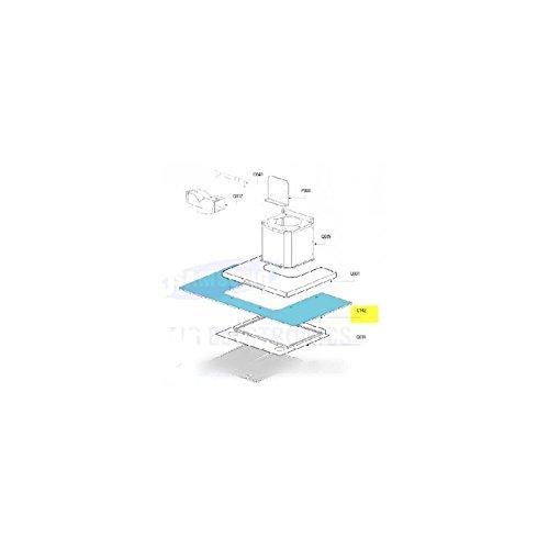 Samsung – Reflektor Glas für Dunstabzugshaube Samsung