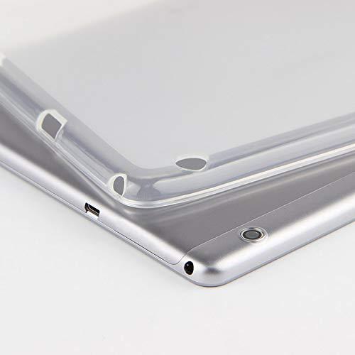 Schutzhülle für Huawei MediaPad M5 Lite mit 10.1 Zoll Hülle Slim Case Cover Ultra Dünn Stoßfest Klar - 3