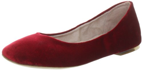 Bloch Jade BL 919, Damen Ballerinas, Rot (SCL), EU 38