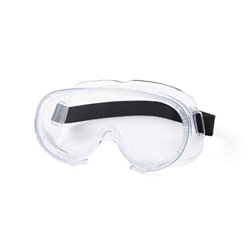 Aoyo Medizinische Brille Vollschutzbrille Anti-Fog-Breathable Anti-Virus Splash voll gekapselt Brille eingeschlossen