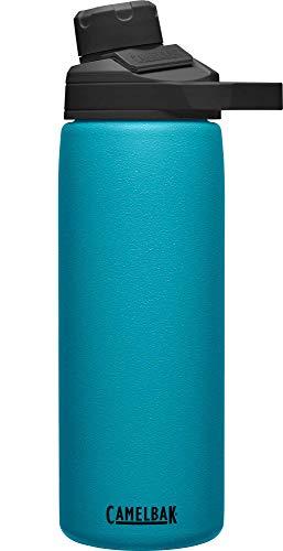 Garrafa de água de aço inoxidável isolada a vácuo Chute Mag – 597 g, Larkspur