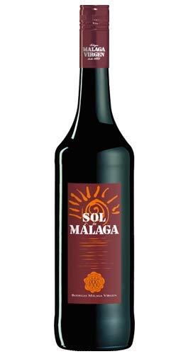 Wein Moscatel Sol Málaga Bodegas Málaga Virgen 6x75cl (Box 6 Flaschen)