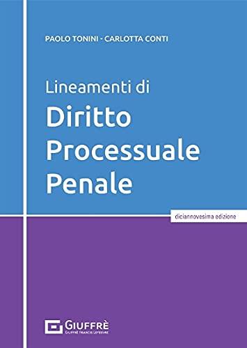 Lineamenti Di Diritto Processuale Penale