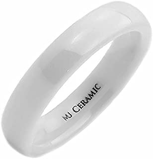 Best white ceramic ring Reviews