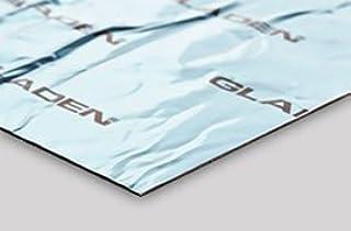 Gladen Aero Butyl Alubutyl 4 Platten 460x800x1 8 Mm Elektronik