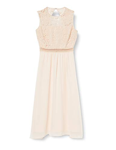 Amazon-Marke: TRUTH & Fable Damen brautkleid, elfenbein (Mandel), 40, Label:L