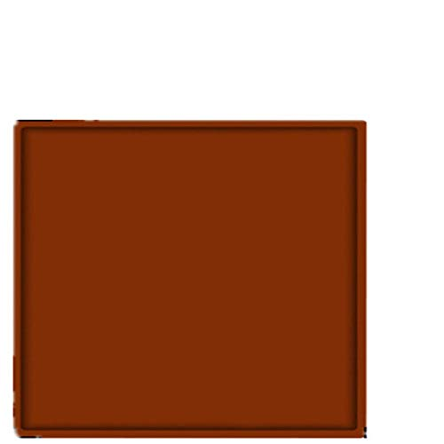 wxzdq 2Pcs Silicagel Backen Anti - Skid Pad Square Silicagel - Pad - Stick Silicagel - Multi - Funktions - Backofen Backen Pad Hochtemperatur - Kuchen - Pad,25 * 30Cm