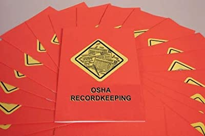 Marcom Training DVD, OSHA Recordkeeping, PK15 - B0000180EX, (Pack of 2)