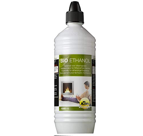 1 Liter Bioethanol Ethanol 96 % Brennstoff