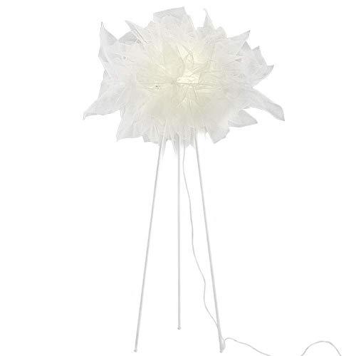 N/Z Equipo de Vida Lámpara de pie Lámpara de pie Sala de Estar Dormitorio Personalidad Creativa Tela Lámpara de cabecera IKEA Lámpara de Mesa Vertical Lámpara de pie Creativa