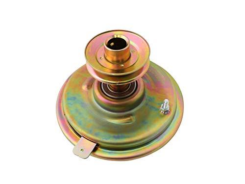 SECURA Messerkupplung kompatibel mit Bolens BL180/105H 13A3491N684 Rasentraktor