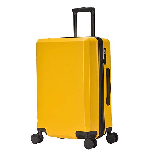 KANGJIABAOBAO Trolley Case Draagbare Draagtas Met TSA Sloten Trolley koffer Met Spinner Wielen ABS PC Reistas 20 Inch 24 Inch kofferset