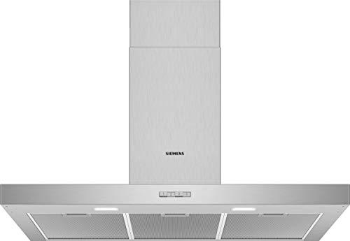 Siemens Campanas EXTRACTORAS, Plata, 90 x 50 x 60 cm