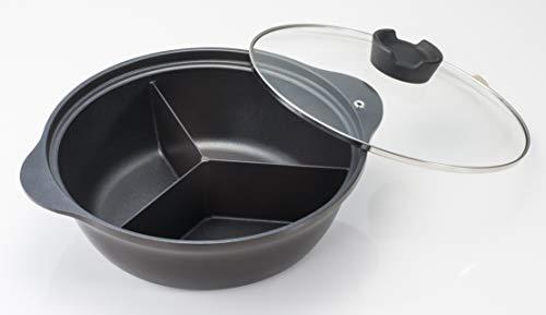 ベストコ『味処うまみフッ素樹脂加工IH三食鍋』