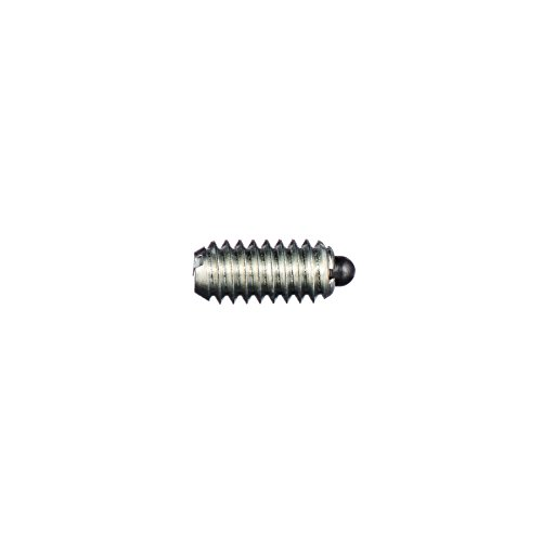 Vlier M50A Steel Stubby Plunger 8-32 Outside Thread