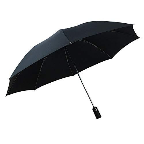 QWSNED Paraguas,Paraguas automático plegable inverso resistente al viento,Paraguas de coche para hombre,Paraguas de sombreado portátil para mujer