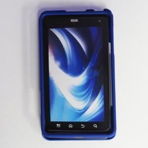 new arrival M Works MOTDRD3SCSBL Am Motorola Droid outlet sale 3 Blue Snap-On Cover Verizon 2021 Pkg - outlet online sale